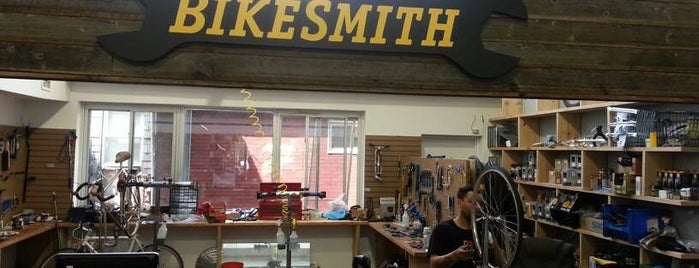 Bike Smith is one of Brooklyn To-Do List.
