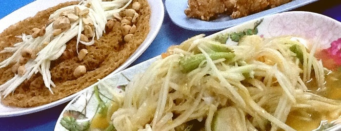 ลุงป้า อีสานกันเอง is one of My favorites for Thai Restaurants.