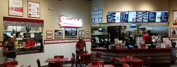 Freddy's Frozen Custard & Steakburgers is one of favorite places for my family.