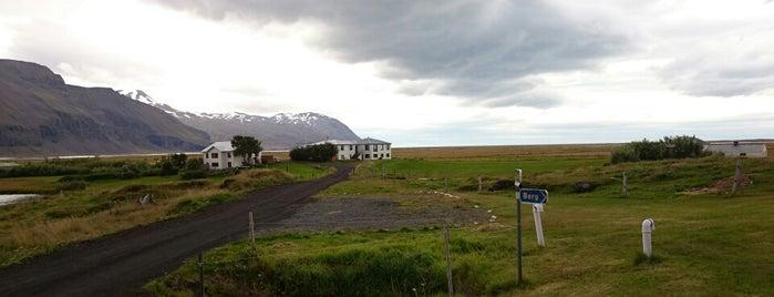 HI Iceland Berg Hostel is one of HI Iceland - Hostels around Iceland.