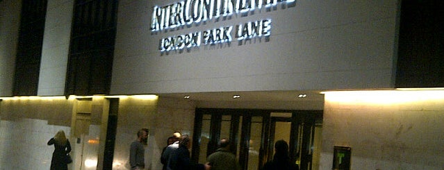 InterContinental London Park Lane is one of M!.