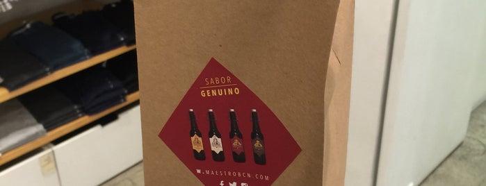 La Fabrica De La Cerveza is one of BCN favs.