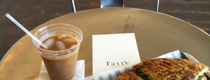 Tatte Bakery & Café is one of Jason's Tips.