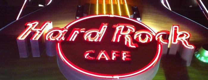 Hard Rock Cafe Las Vegas is one of Hardrock Cafe's.