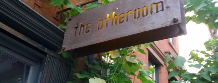 The Otheroom is one of Where to imbibe.