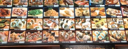 Bonsai Sushi is one of Restaurantes Venezuela.