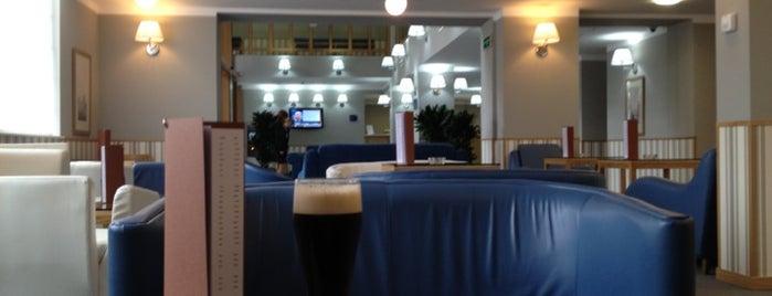 Lobby Bar Tulip Inn Rosa Khutor is one of Сочи.