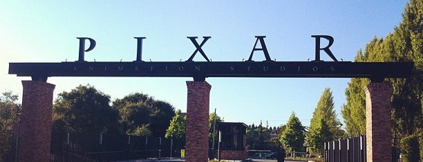 Pixar Animation Studios is one of silicon valley.