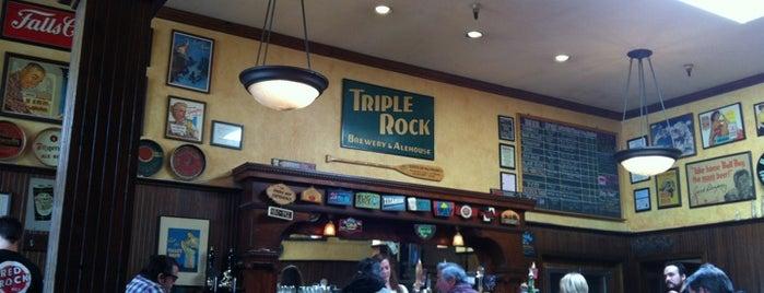 Triple Rock Brewery & Alehouse is one of Berkeley Sights & Bites.