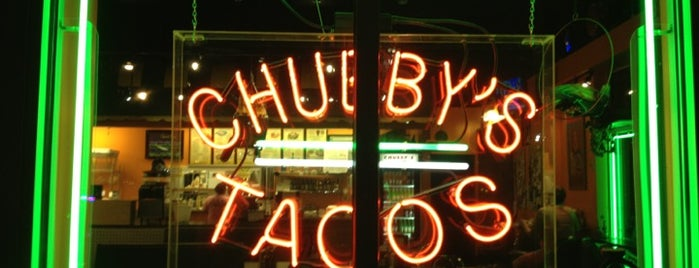 Chubby's Tacos is one of Quick Bites.