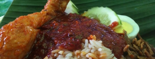 Nasi Lemak Pak Hasan is one of Eating in KL.