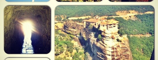 Meteora is one of Places To See Before I Die.