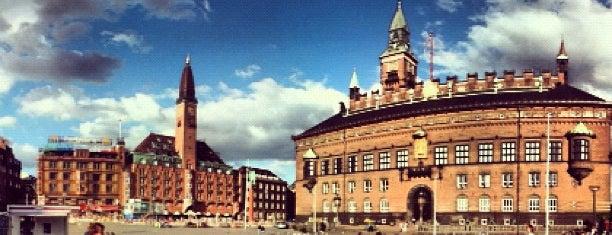 Rådhuspladsen is one of Denmark.
