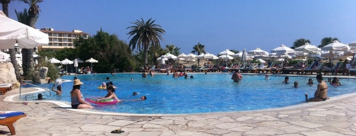 Coral Beach Hotel is one of Outdoors & Sports.