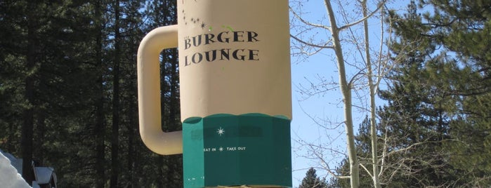 Burger Lounge is one of Locals Guide to Food in South Lake Tahoe.