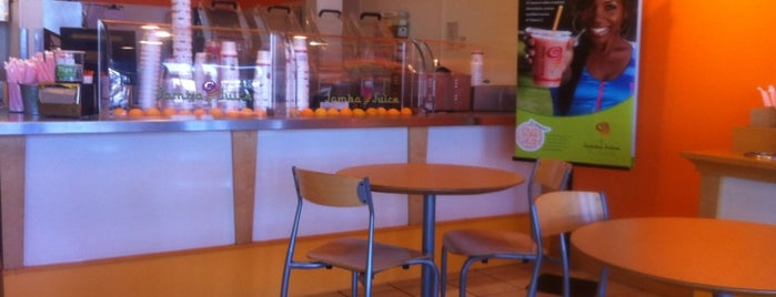 Jamba Juice is one of Best Edina Spots.