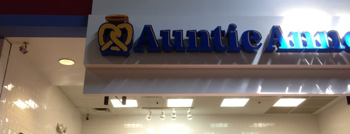 Auntie Anne's is one of Guide to Hanover's best spots.