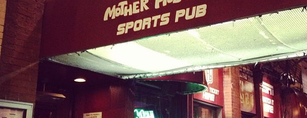 Mother Hubbard's Sports Pub is one of Must-visit Bars in Chicago.