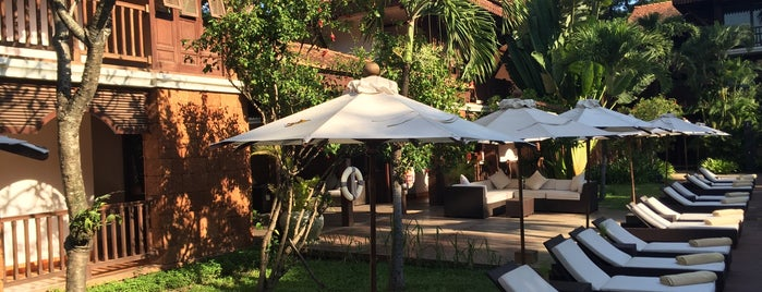 Belmond La Residence d'Angkor is one of T+ L 500: The Debut Hotels of 2013.
