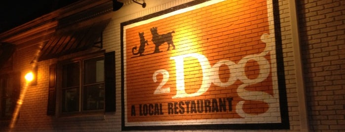 2 Dog Restaurant is one of Good Restaurants.