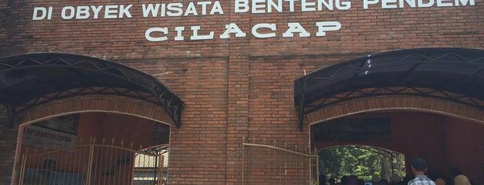 Benteng Pendem is one of Napak Tilas Perjalanan N9.