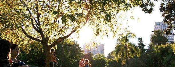 Parque Las Heras is one of En la Ciudad.