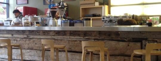 Astor Row Café is one of Foodstuff.