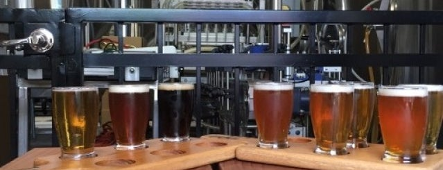 Loomis Basin Brewing Company is one of Sacramento Bee recommendations.