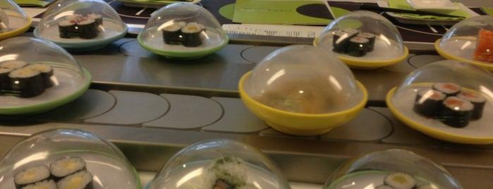 Moy Sushi is one of Mladina Konzum 1-3.