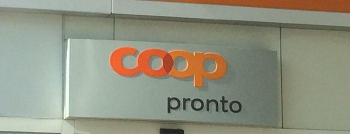 Coop Pronto is one of Coop Tankstellen.
