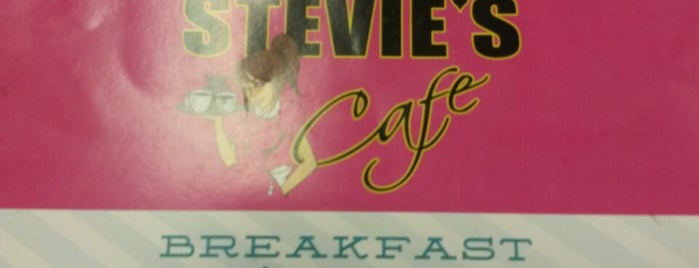Stevie's is one of fave places.