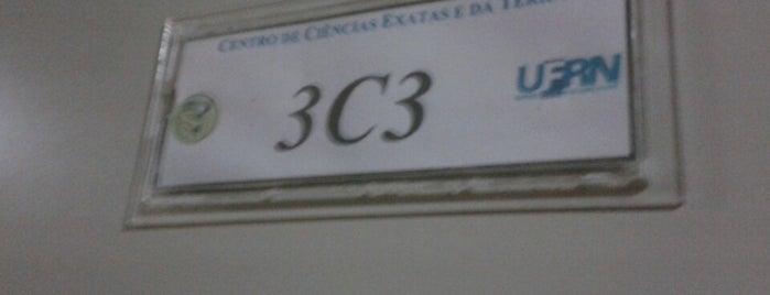 Sala 3C3 is one of UFRN.