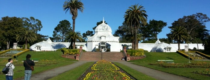 Golden Gate Park is one of Get Outside in San Francisco!.