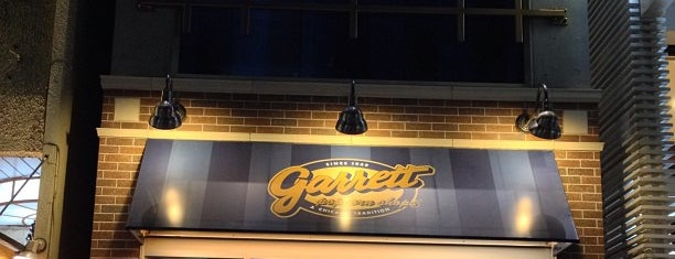 ギャレットポップコーンショップス 原宿店 (Garrett Popcorn Shops) is one of VENUES of the FIRST store.