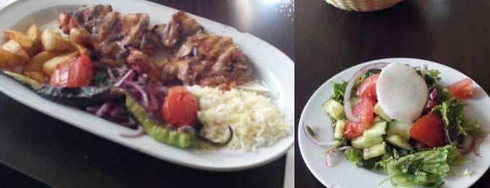 Karabach Restaurant is one of My Berlin.
