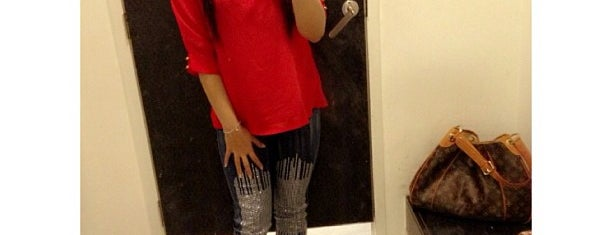 GUESS is one of favourite Store.