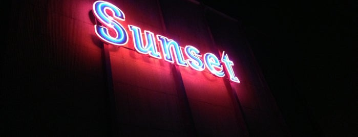 Sunset Drive-In is one of interesting spots in San Luis Obispo, CA.
