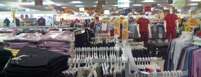 Pantai Timur Hypermarket is one of Top 10 favorites places in Kota Bharu, Malaysia.