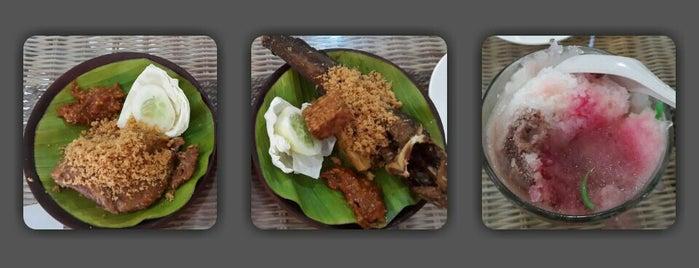Ayam Penyet Ria is one of Favorite Food.