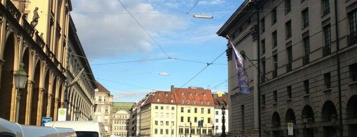 Maximilianstraße is one of Munich tips.