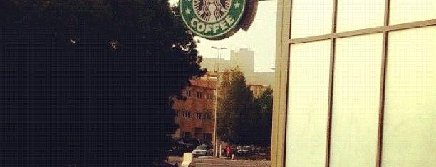 Starbucks is one of Jeddah_vip.