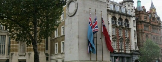 The Cenotaph is one of Must-visit Great Outdoors in London.