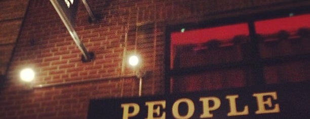 People Kitchen & Lounge is one of NYC Nights.