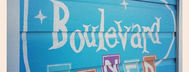 Boulevard Diner is one of food!.