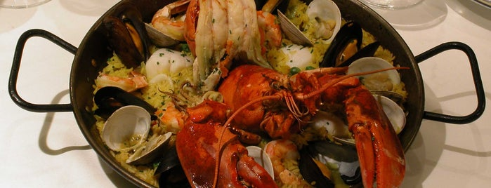 Tavira is one of 2011 Fall Dining Guide.