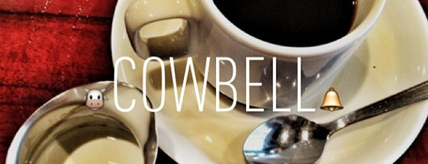 喫茶店 Cowbell is one of Favorite Food.