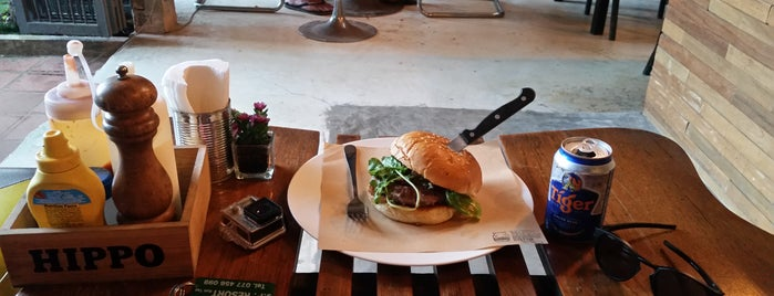 Hippo Bar & Grill is one of The 20 best value restaurants in Ko Tao, Thailand.