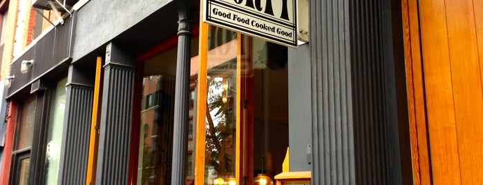 Back Forty is one of NYC Burgers.