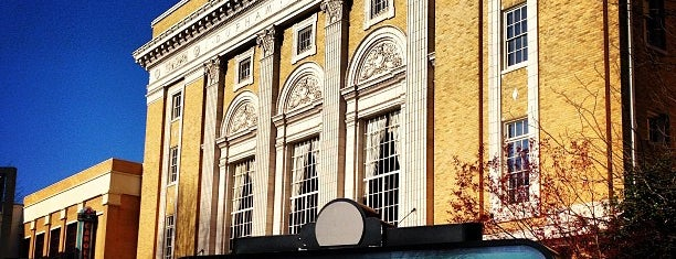 Carolina Theatre Of Durham is one of Triangle Theatres.