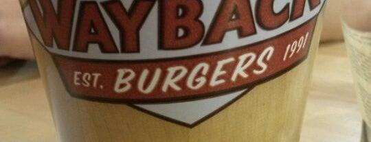 Jake's Wayback Burgers is one of Top 10 dinner spots in Odessa, DE.
